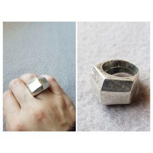 Jewelry - Metal Ring Size 6